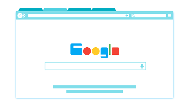 google search engine home page
