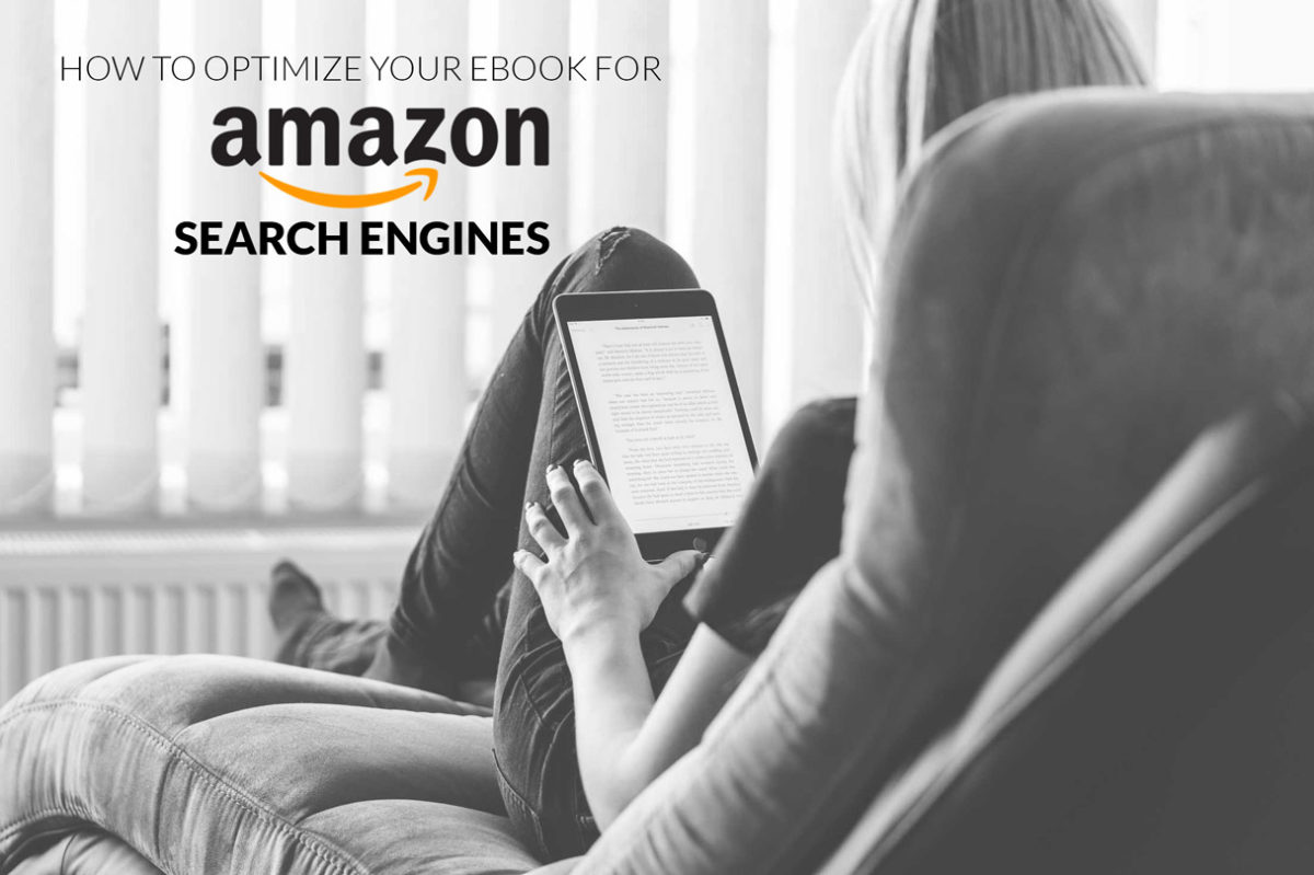 how to optimize your ebook for amazon search engines featured image post