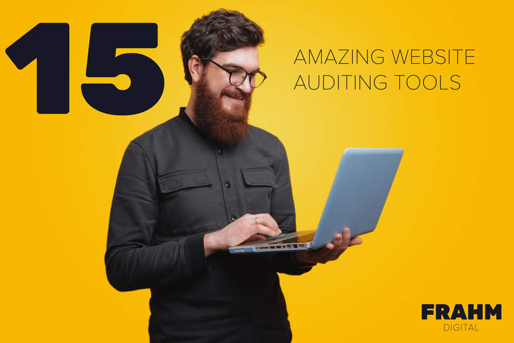 15 Website Auditing Tools Featured Image