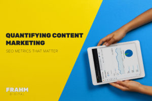 Quantifying Content Marketing: Metrics that Matter article featured image