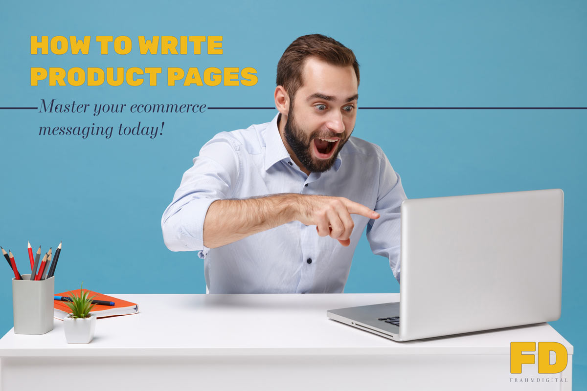 How to Write Product Pages Featured Image