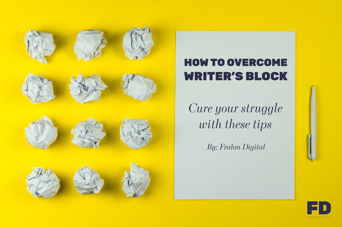 How to Overcome Writer's Block: Featured Image