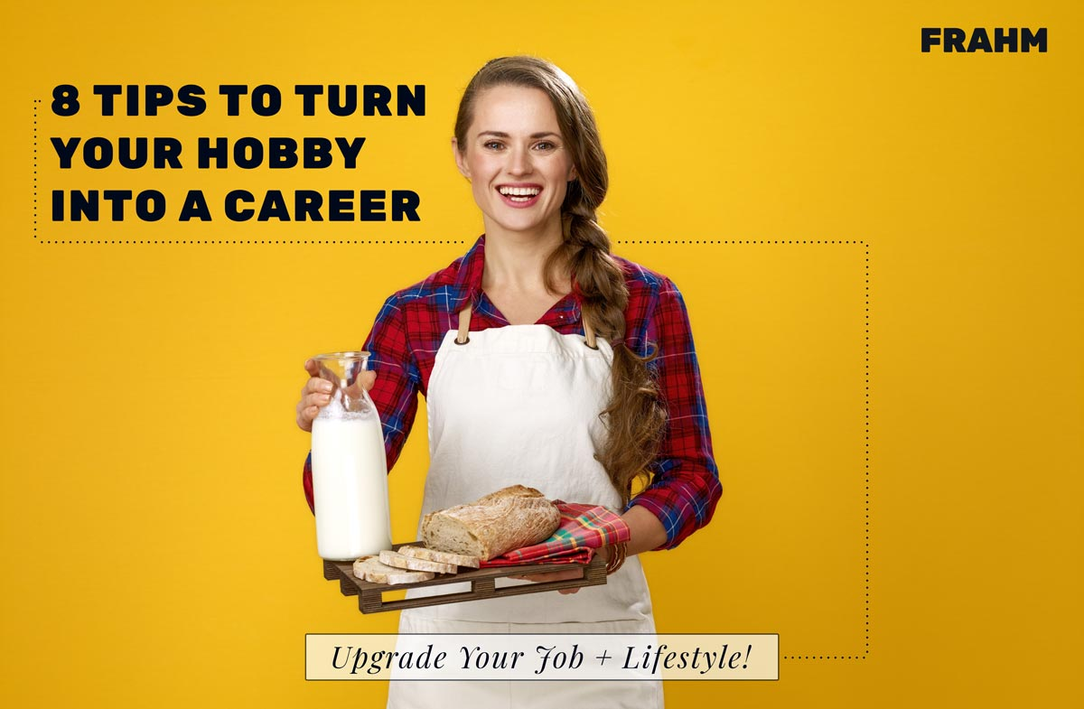 Hobby to career tips featured image