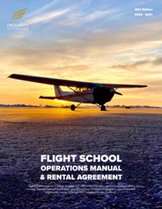 cover of Operations Manual for flight company