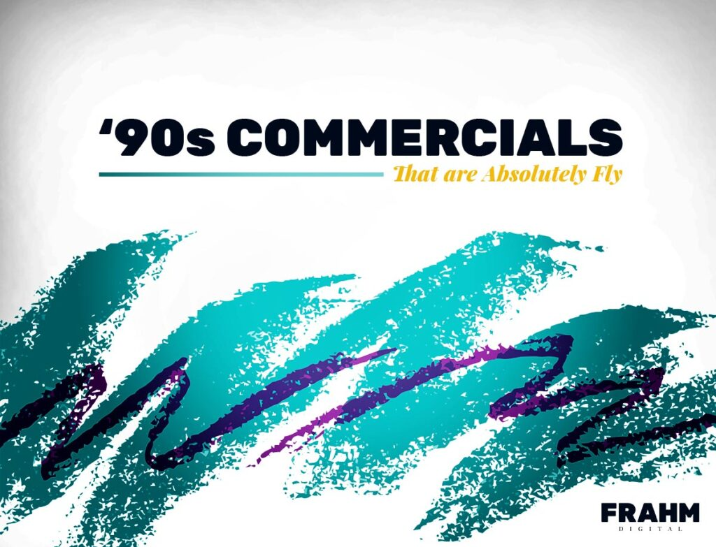 90s Commercials Cover Image
