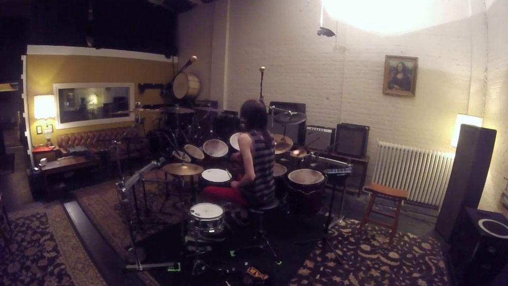 Minneapolis Recording Studio: The Pearl - view of Master Room