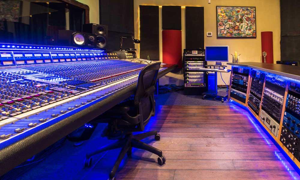 Minneapolis Recording Studio #11: RiverRock Hip Hop Recording Studio