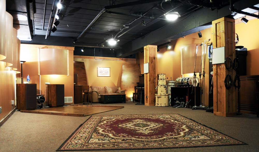 Richfield, MN Recording Studio #6: Signaturetone Studios - view of main room