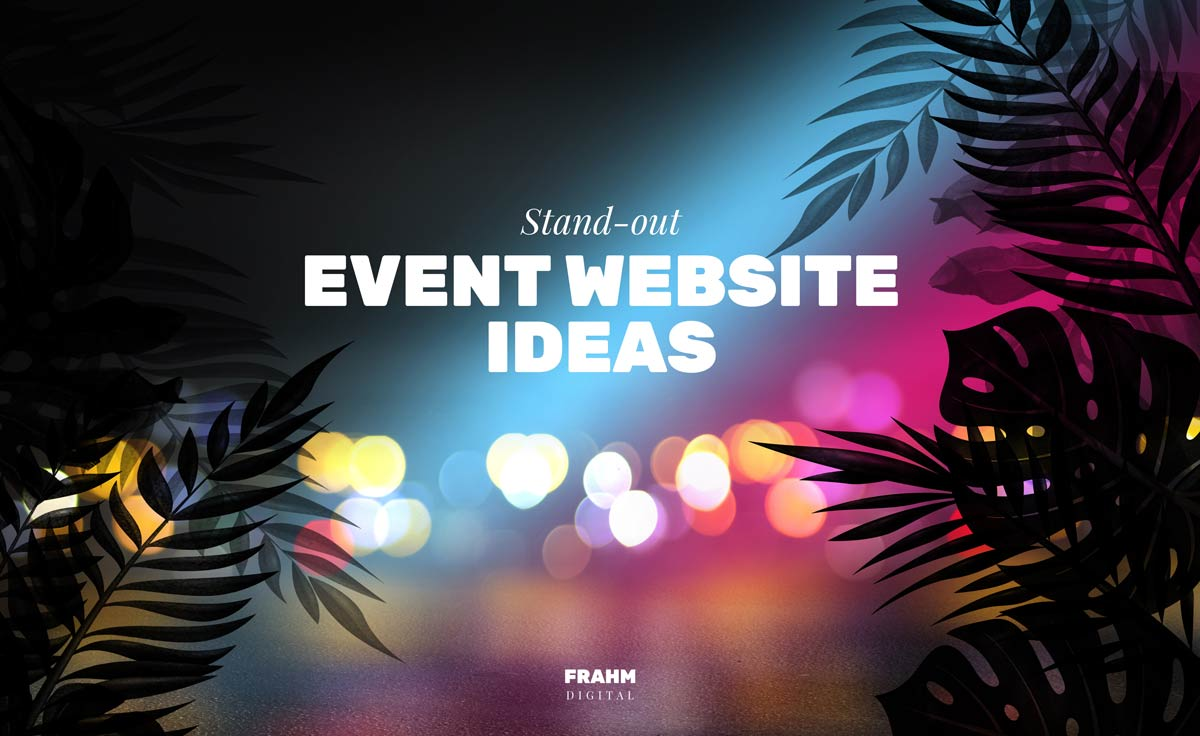 event website ideas featured image