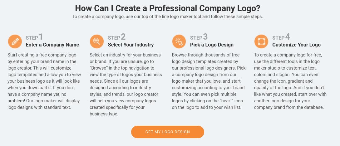 LogoDesign.net Homepage